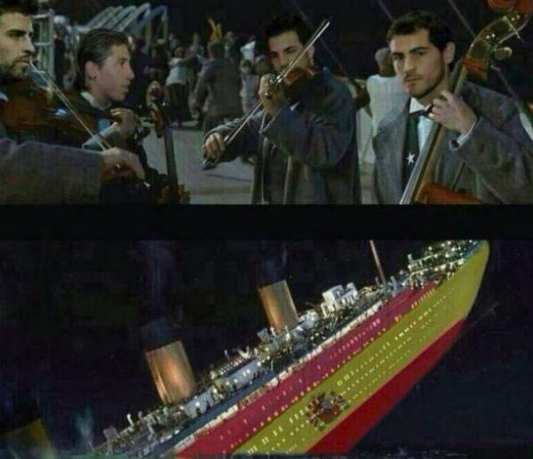 memes eliminacion espana mundial 2014 - 02