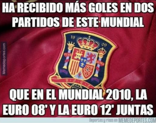memes eliminacion espana mundial 2014 - 06
