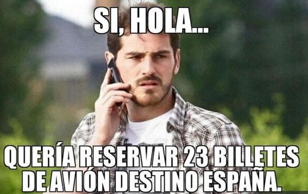 memes eliminacion espana mundial 2014 - 07