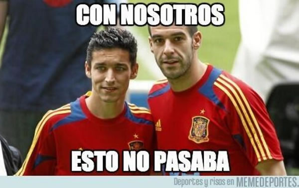 memes eliminacion espana mundial 2014 - 10