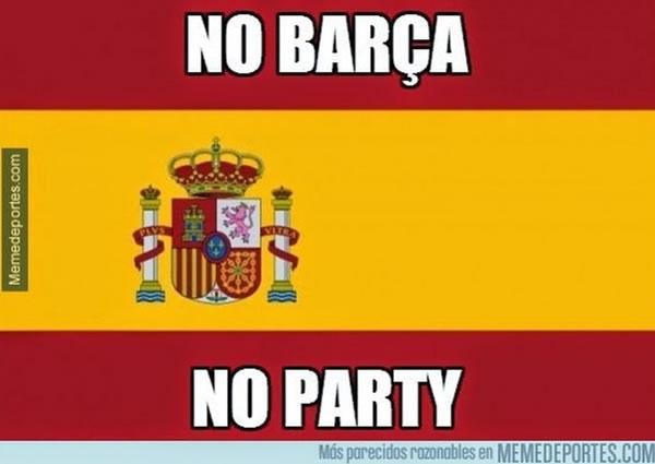 memes eliminacion espana mundial 2014 - 19