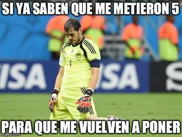 memes eliminacion espana mundial 2014 - 20