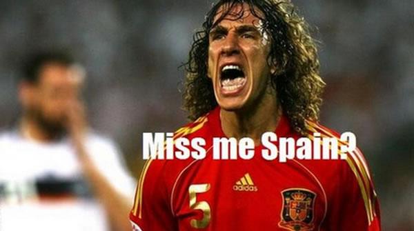 memes eliminacion espana mundial 2014 - 23