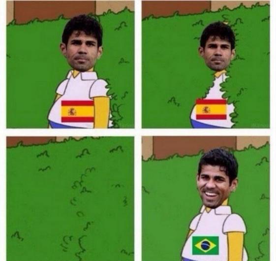 memes eliminacion espana mundial 2014 - 24