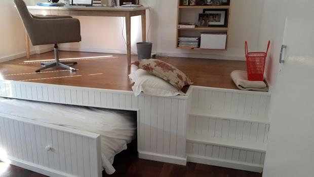 convertir habitacion de invitados en oficina - 13