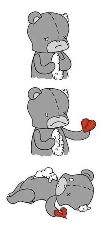 historia de amor del oso de peluche - 07