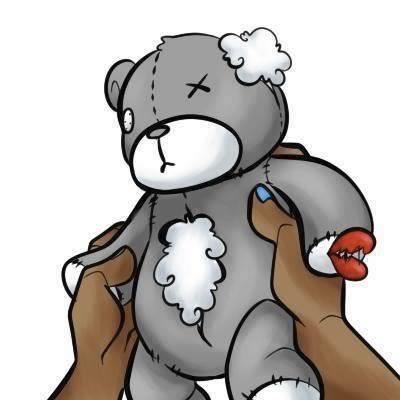 historia de amor del oso de peluche - 09