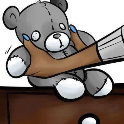 historia de amor del oso de peluche - 13