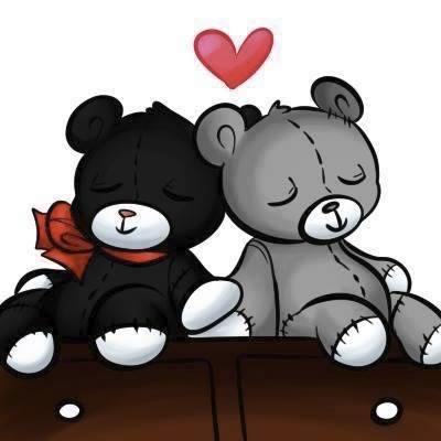 historia de amor del oso de peluche - 15