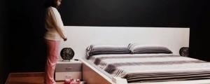cama inteligente que tiende las sabanas automaticamente