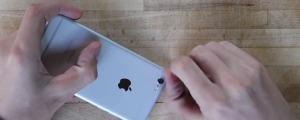 como reparar camara sobresaliente del iphone 6