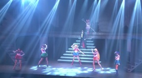 musical sailor moon teatro