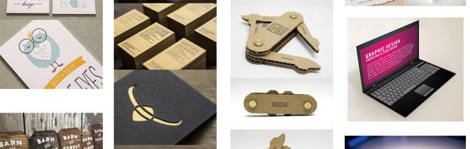 50 tarjetas de presentacion increiblemente creativas - portada