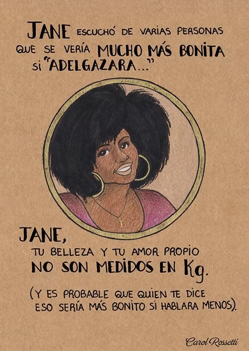 carol rossetti ilustraciones feministas - 01