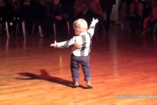 como se baila el paso doble demostracion talentosa