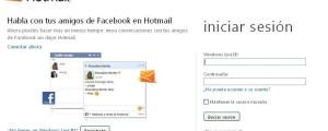 hotmail iniciar sesion en cuenta de correo