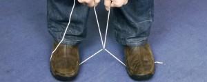 como cortar una cuerda o soga sin usar tijera ni cuchilla