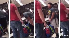 joven victima de bullying se defiende de manera inesperada
