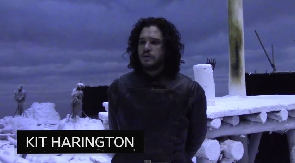 resumen de game of thrones en 30 segundos - kit harington
