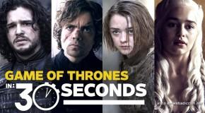 resumen de game of thrones en 30 segundos