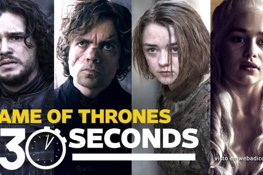resumen de game of thrones en 30 segundos