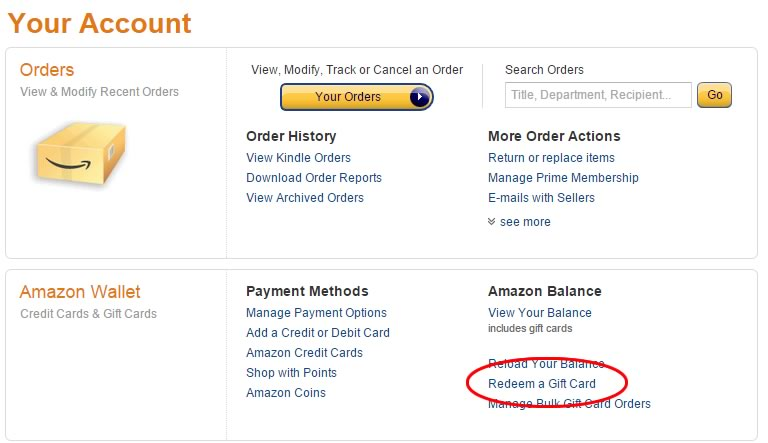 amazon paypal compra en amazon paga con paypal - canjear gift card