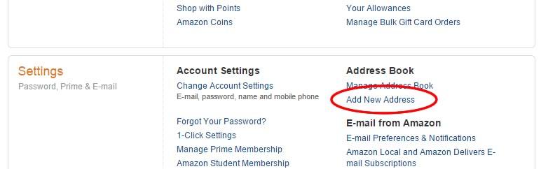 tutorial como crear una cuenta de amazon - paso 5