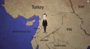 explicacion conflicto en siria y refugiados