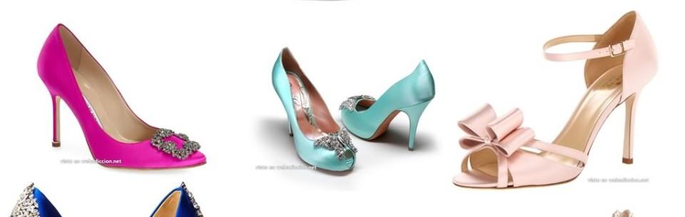 los 24  mejores zapatos de novia